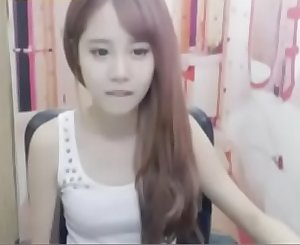 Pretty Korean Camgirl