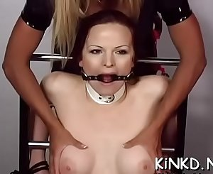 Bdsm kind of gals love the almost all hard-core sex there is