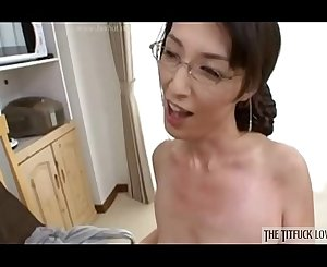 Japanese Teacher Milf Titfuck
